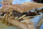 Pan con Bistek